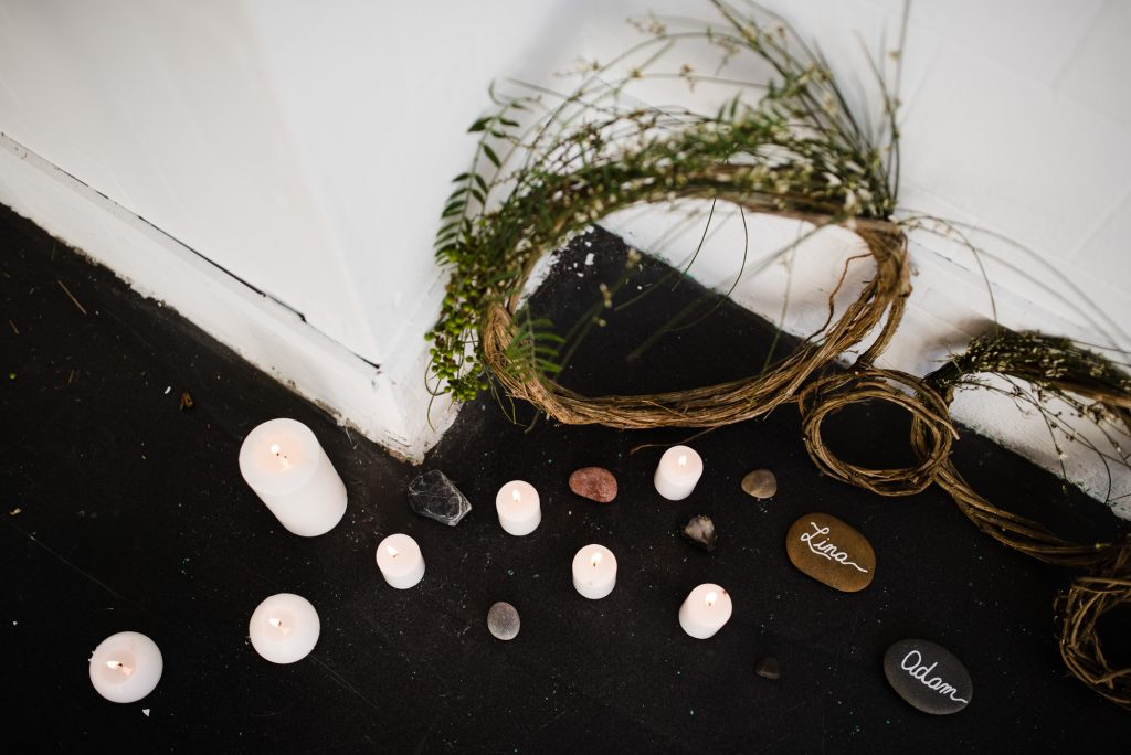 Lina Adam_Minimalist Organic Industrial Elopement_Harold Abellan Photography_Make My Wed Wedding Event Design_Barcelona-37