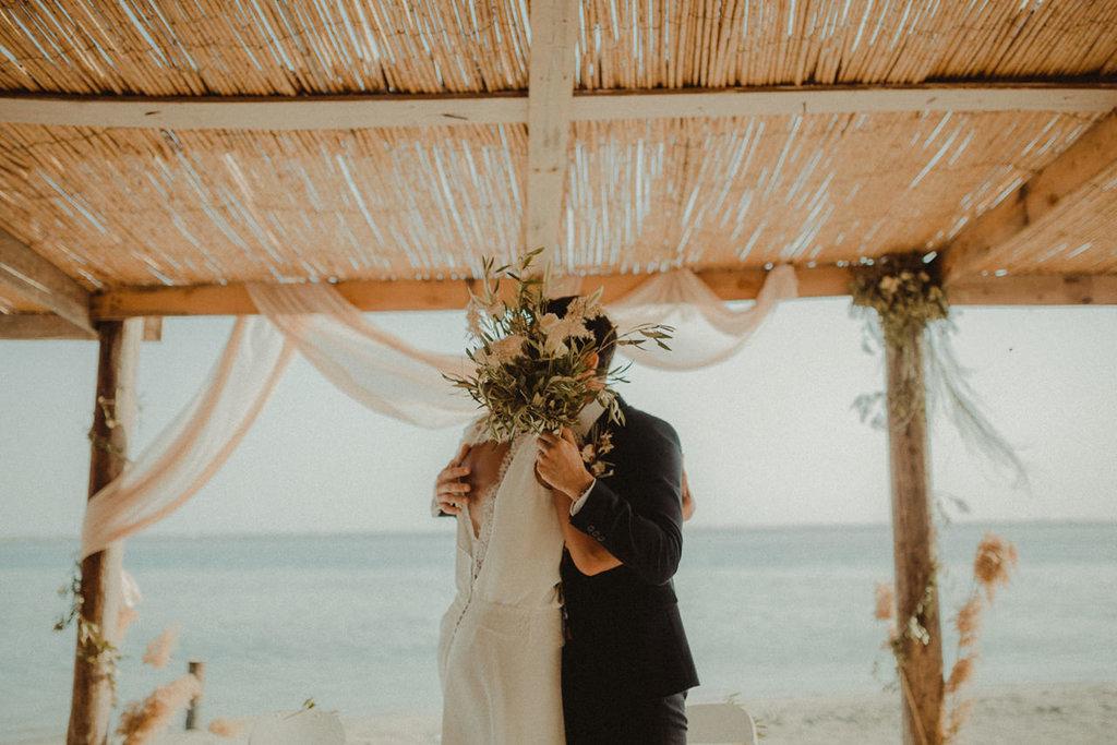Cérémonie de mariage laïque Djerba Tunisie | Make My Wed | Credit Greg Reego Photography