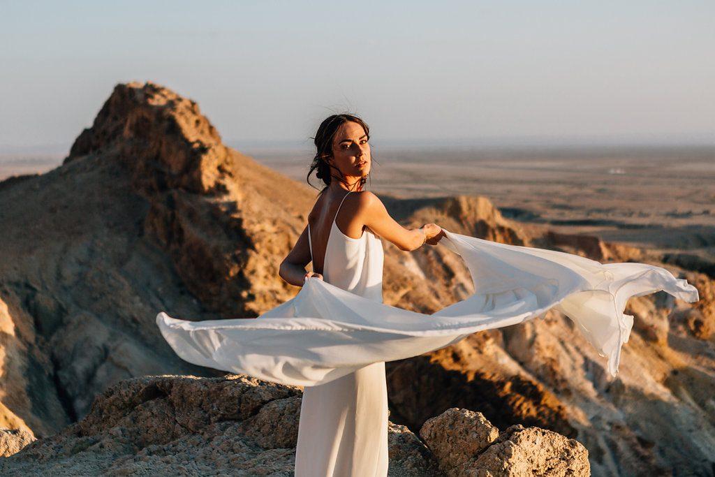 Editorial • Mariage en Tunisie, entre oasis et déserts | Pierre Atelier Photography | Make My Wed Wedding Planner et Designer