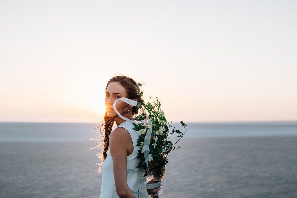 Décor de cérémonie de mariage laïque dans le désert | Make My Wed | Sahara, Tunisie