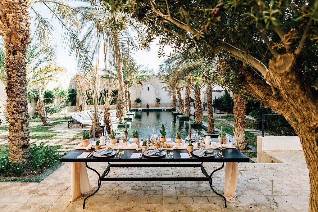 Mariage en Tunisie, entre oasis et déserts...
