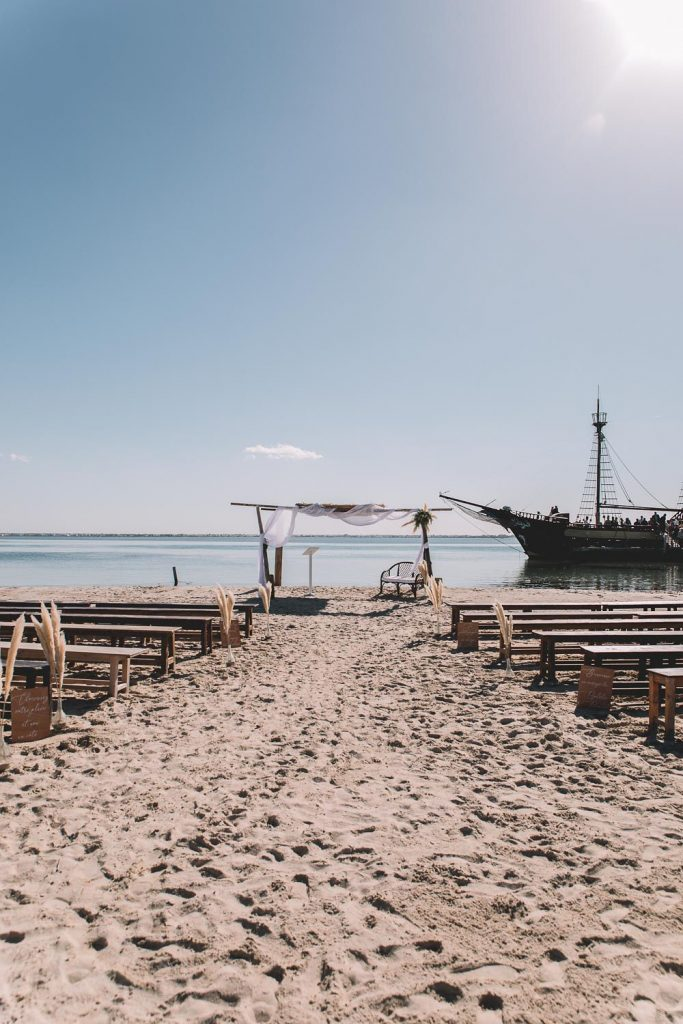 mariage en bord de mer à Djerba en Tunisie | Les Bandits Photography | Make My Wed, Wedding Planning Design