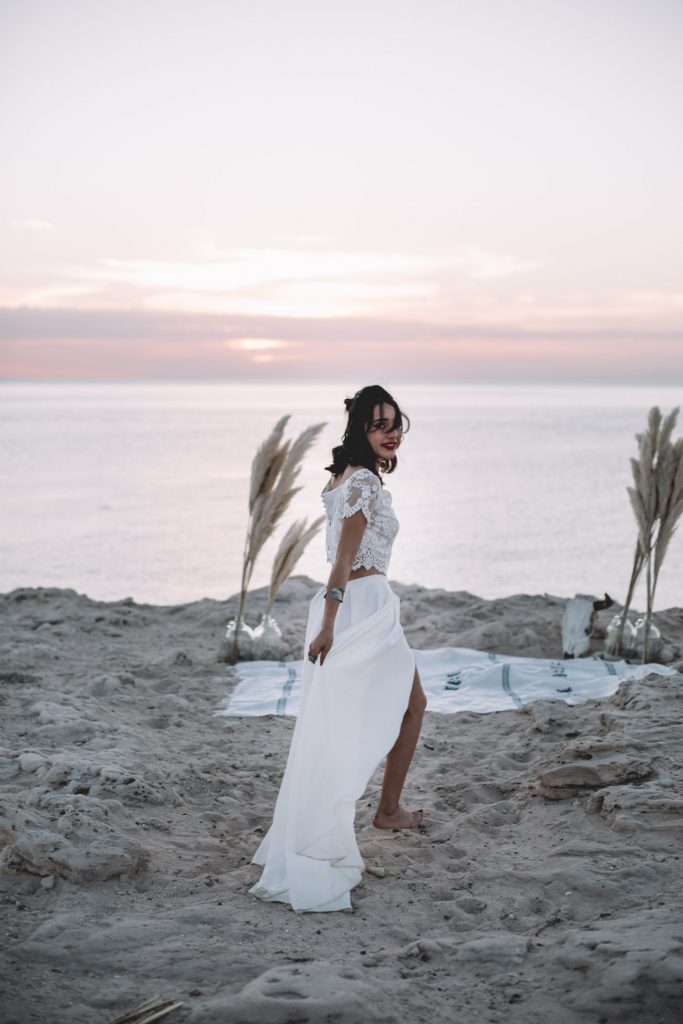 Elopement - Mariage - Rock My Houmaa - Djerba, Tunisie - Make My Wed wedding planner designer | Les Bandits Photography